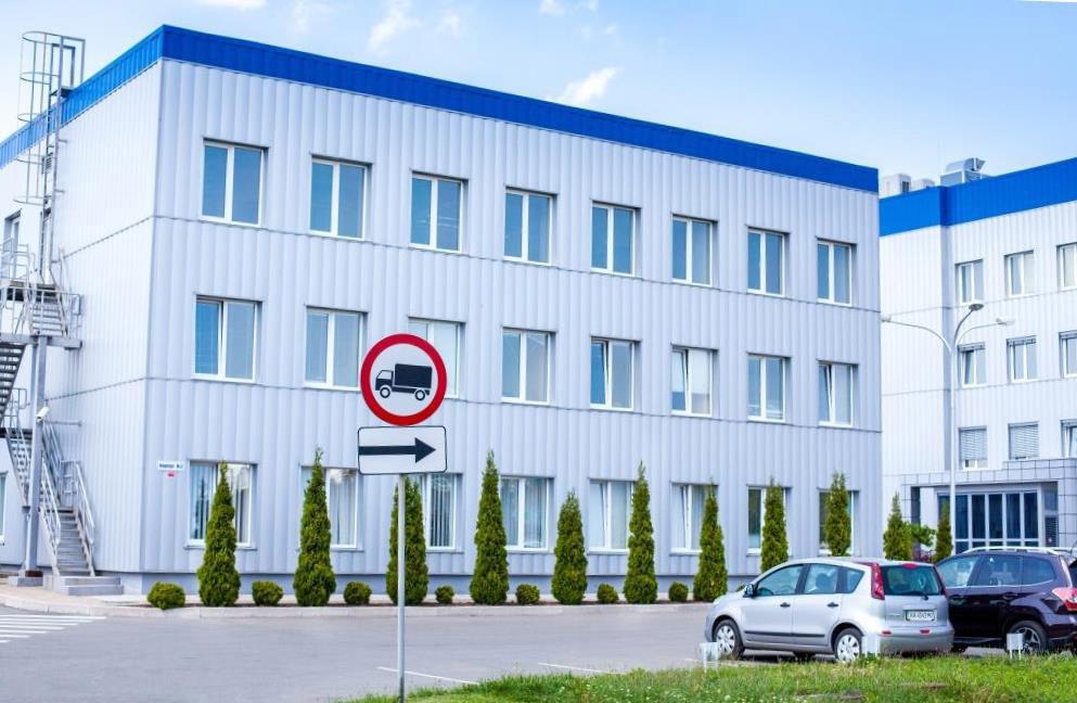 """Компанія """"ТВД Комплект"""" виготовляє продукцію на території власного виробничо-складського комплексу"""